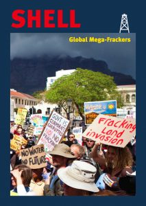 Shell: Global Mega-Frackers