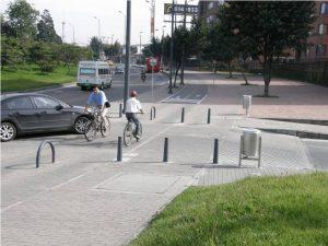 Богота. Велодоріжки