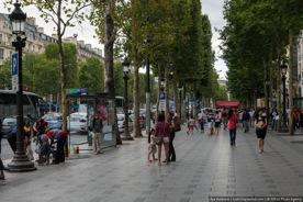 Покриття тротуарів